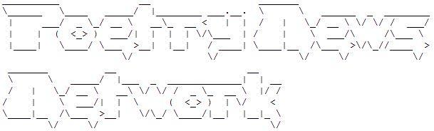PNN - ASCII